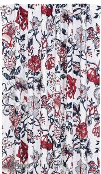 Strictly Stripes 23-968926 Fertigdeko creme-weiß Blumen