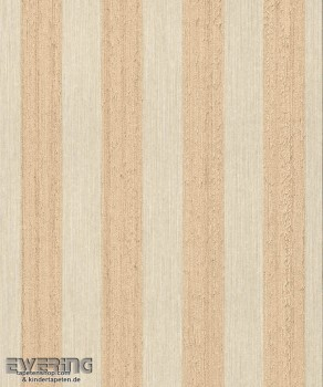 23-361604 Strictly Stripes Streifen-Tapete beige Textiltapete