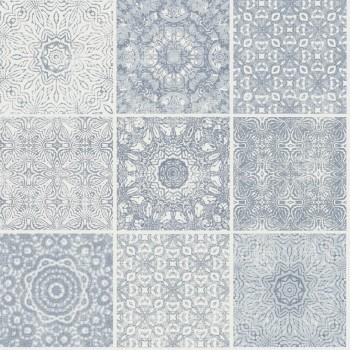 Rasch Textil Skagen 23-021033 Vliestapete blau Esszimmer