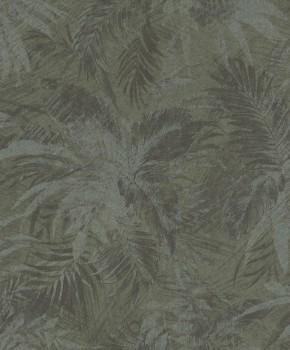 Rasch Textil Abaca 23-229102 olivegrün Vlies floral Mustertapete
