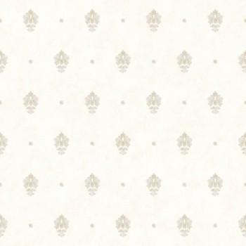 23-103072 Concetto Rasch Textil Tapete perlweiß Ornamente