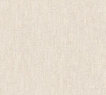 Vliestapete AS Creation Saffiano 33984-1, 339841 hell-beige meliert Uni