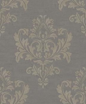 Rasch Textil Aristide 23-228259 Vliestapete braun Schlafzimmer glänzend