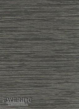 Rasch Textil Vista 5 23-213774 Raffia-Tapete Struktur dunkel-grau