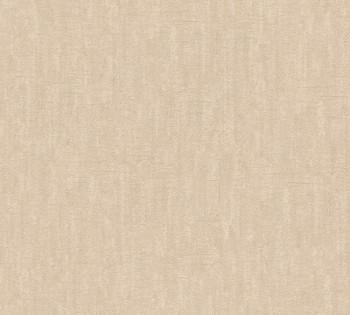Vliestapete AS Creation Saffiano 33984-4, 339844 beige Uni meliert