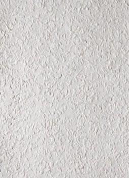Rauhfaser Tapete Grob Weiß Strukturiert