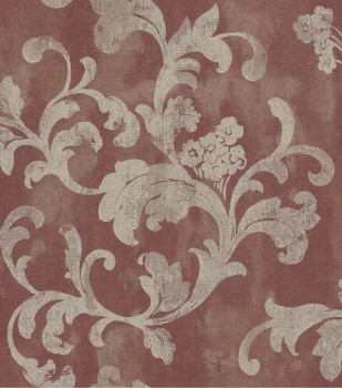 Rasch Florentine II 7-455366 Vliestapete beige Wohnzimmer