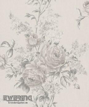 Rasch Textil Cassata 23-077543 creme Blumenranken Textiltapete