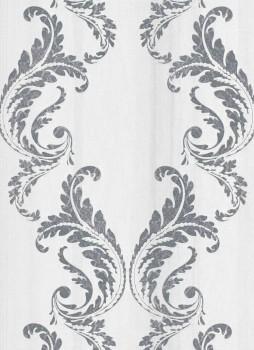 Erismann Secrets 33-5991-10, 599110 Vliestapete grau Wohnzimmer