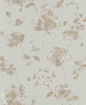 Erismann Sevilla 33-5988-02, 598802 Vliestapete beige Wohnzimmer