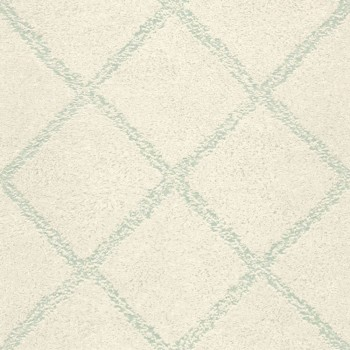 23-148665 Boho Chic Rasch Textil Tapete Gitter beige grün