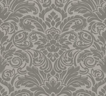 AS Creation AP Luxury Wallpaper 305453, 8-30545-3 Vliestapete silber Schlafzimmer