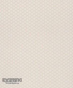 Rasch Textil Liaison 23-078144 Textiltapete Verzierung hell-beige