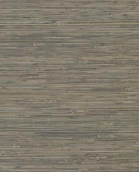 Natural Wallcoverings II Eijffinger Basttapete silber beige 55-389535
