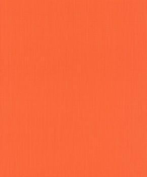 7-527360 Rasch BARBARA home non-woven red-orange uni wallpaper living room