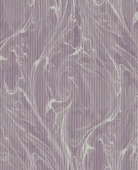 55-378046 Eijffinger Reflect Marmor violette weiß Vliestapete