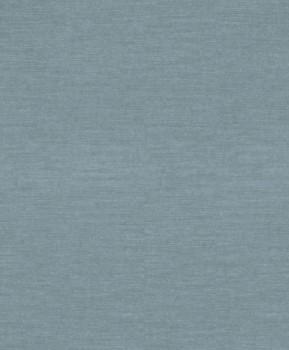 Restored 23-227696 Rasch Textil blau Schimmer Tapete Uni Vlies
