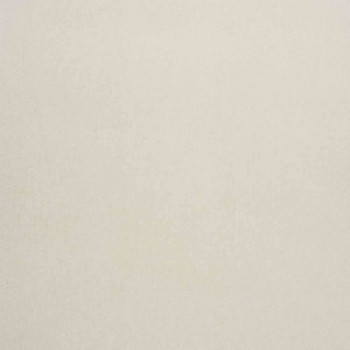 Tapete Uni Creme-Weiß Wellen