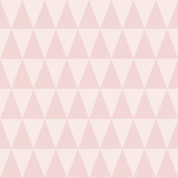 23-148671 Boho Chic Rasch Textil Tapete hellrosa Dreiecke Vlies