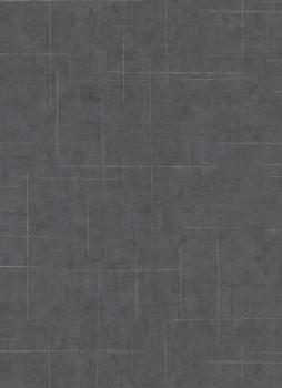 Vliestapete silber-schwarzes Muster 33-1000615 Fashion for Walls