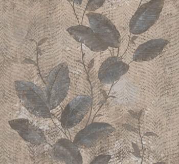 23-107647 Ambrosia Rasch Textil Tapete braun Ranken