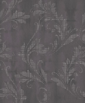 Rasch Textil Aristide 23-228044 Vliestapete lila Schlafzimmer Neo-Barock