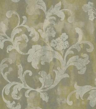 Rasch Florentine II 7-455335 Vliestapete grün Schlafzimmer