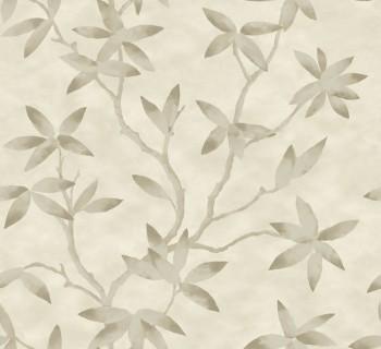23-200703 Capri Rasch Textil Vliestapete elfenbein Blumenranken