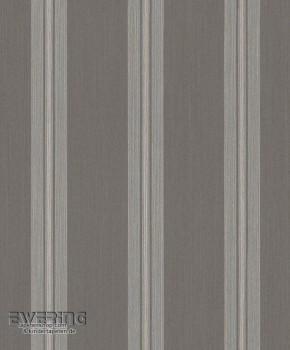 Rasch Textil Liaison 23-078274 Erdbraun Streifentapete Textil