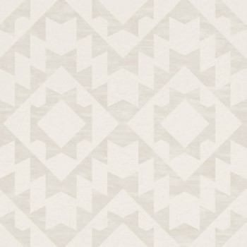 Rasch Textil Boho Chic 23-148673 Mustertapete hellelfenbein