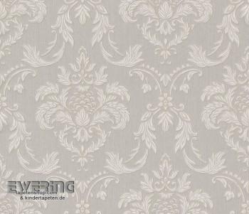 23-078038 Liaison Rasch Textil Textiltapete taupe Damast-Ornament