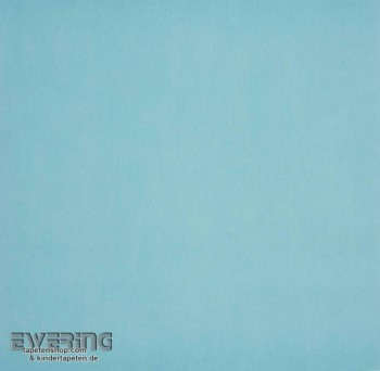 36-VTA62906006 Caselio Vitamine türkis-blau Vlies Uni-Tapete matt