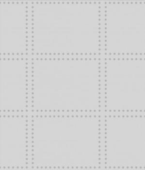 23-022640 Gravity Rasch Textil Vliestapete hellgrau Punkte kariert