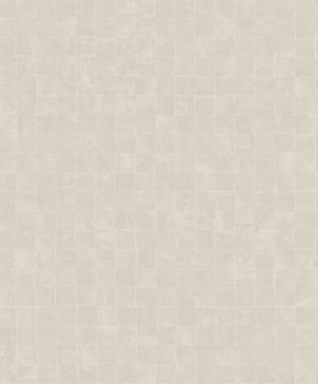 Capri Rasch Textil 23-200714 Tapete Fliesenoptik perlweiß