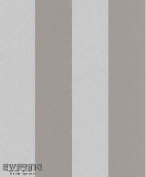 23-361741 Strictly Stripes rötlich-weiß Streifen Vlies-Tapete