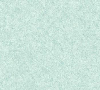 AS Creation Neue Bude 2.0 8-36207-7, 362077 blau-grün Uni Vliestapete