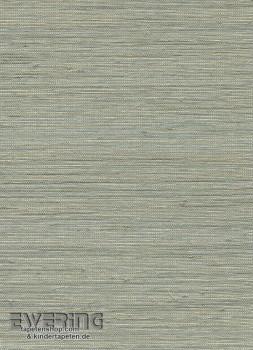 23-213767 Vista 5 Rasch Textil helles grün-grau Raffia-Tapete