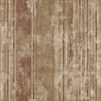 Concetto Rasch Textil 23-109828 Vliestapete Streifen mittelbraun