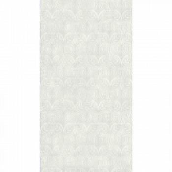 Texdecor Casadeco - Palazzo 36-PALA83560111 Vinyltapete Ornamente silber