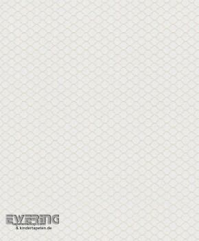 23-078137 Liaison Rasch Textil creme-weiß Verzierung Textiltapete