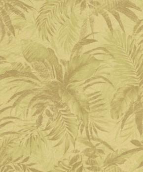 Rasch Textil Abaca 23-229133 Mustertapete floral lindgrün